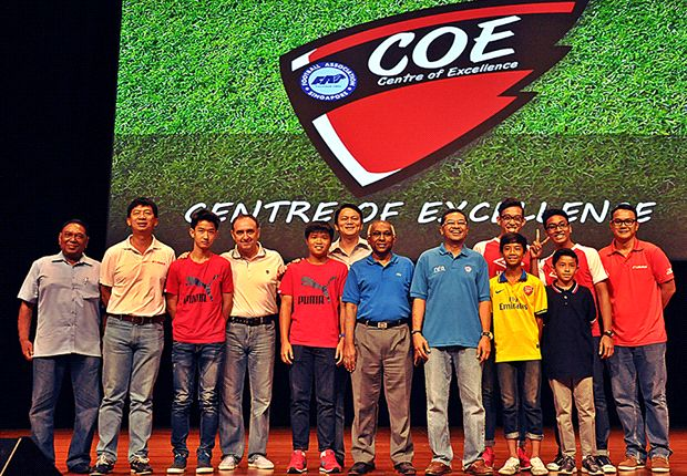 FAS launches revamped Centre of Excellence (COE)