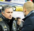 Mourinho vs Pep head to head