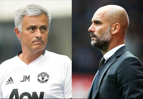 Mourinho can match Pep - Fergie