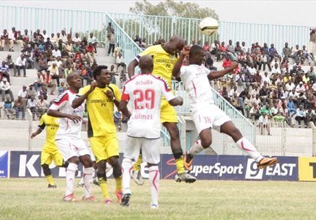 Ulinzi lose defender for three months
