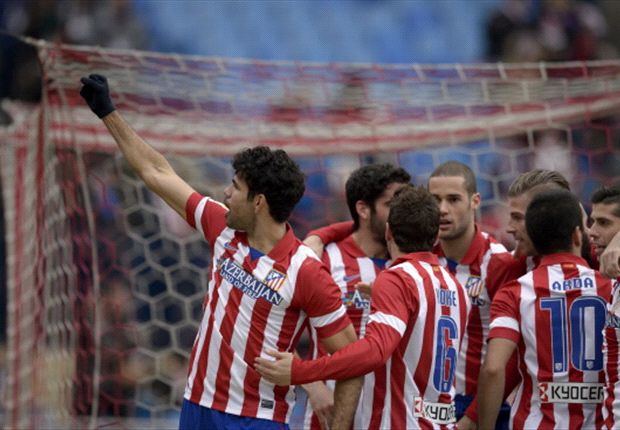 Atletico Madrid 3-0 Valladolid: Costa helps end caustic week for hosts