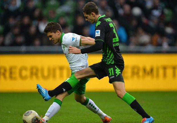 Obraniak rettet Werder - Gladbach verschenkt den Sieg