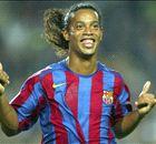 Brasileiros que fizeram mágicas e brilharam no Barça