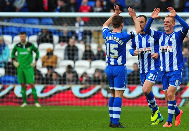 Cardiff City 1-2 Wigan: Watson sends holders through