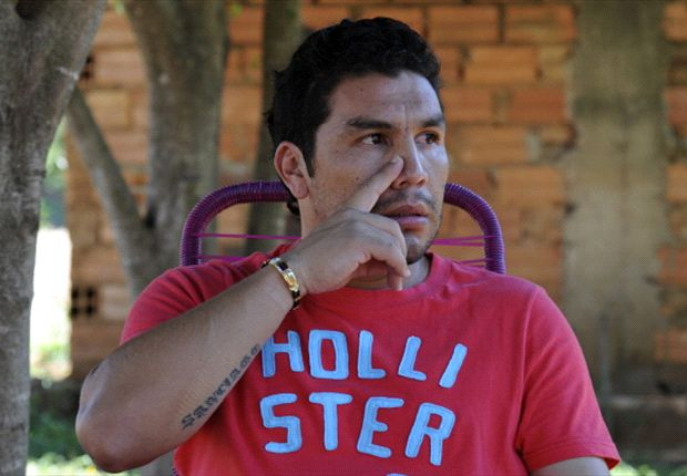En mayo, salvador Cabañas anunció su retiro.