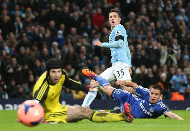 Dominant Man City gave themselves Barca boost