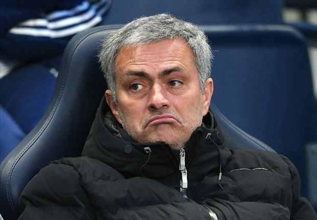 Mourinho won't waste time 'crying' over Manchester City loss