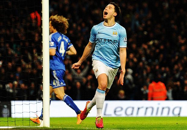 Manchester City midfielder Nasri fears Arsenal-style Capital One Cup final collapse