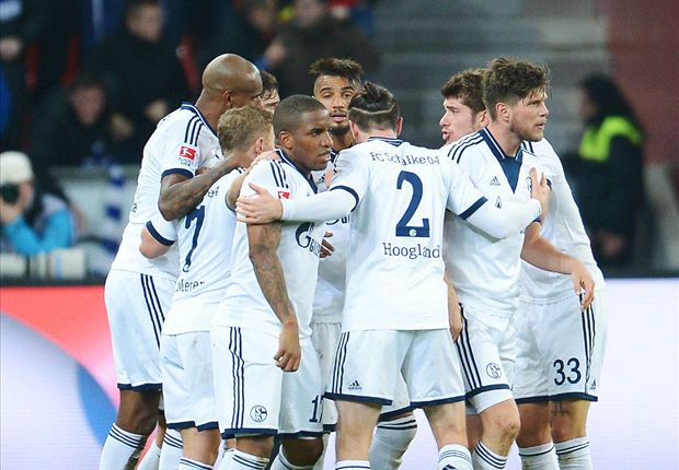 Bayer Leverkusen 1-2 Schalke: Huntelaar nets late winner