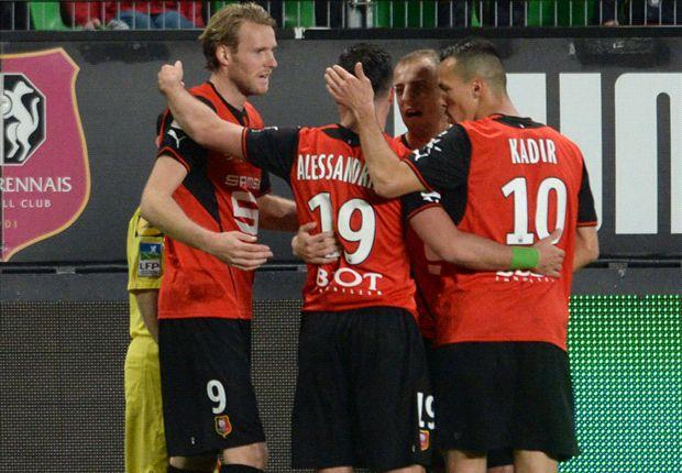 Laporan Pertandingan: Rennes 3-0 Bastia