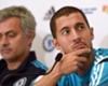 Hazard aims dig at Mourinho