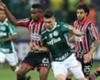Moisés Thiago Mendes Palmeiras São Paulo Brasileirão 07092016