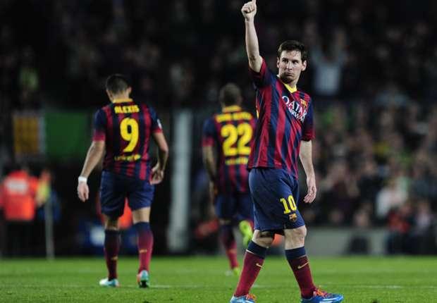 بارسلونا 6 – رایو وایکانو صفر: پیشنمایش بازی بزرگ
