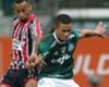 Gabriel Jesus Wesley Palmeiras São Paulo Brasileirão 07092016