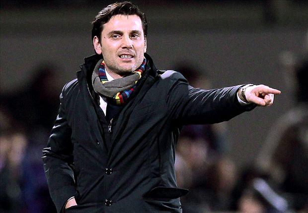 Montella rejects talk of Fiorentina exit