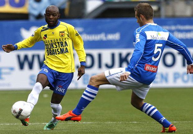 Cambuur overtuigend langs pover PEC Zwolle