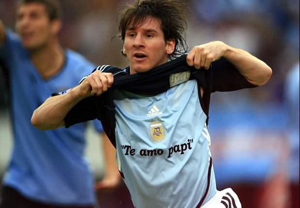 Argentina Crush Venezuela In Diego's Official Debut
