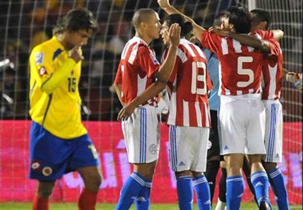World Cup 2010: Paraguay Can Make It To The Last Four - Antolin Alcaraz