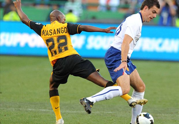 Masango's days at Kaizer Chiefs are numbered
