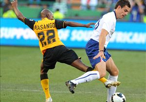 Masango says the defeat to SuperSport United is in the past
