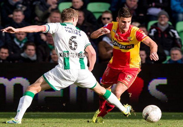 Chery helpt Groningen aan driepunter