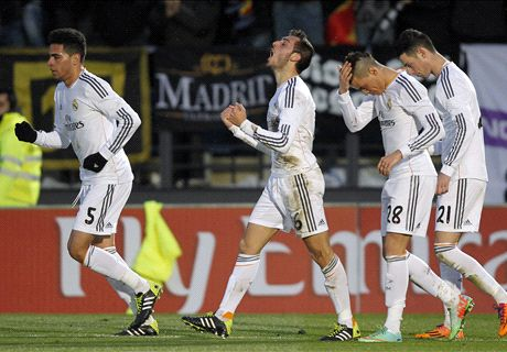 Kapten Madrid Castilla Gabung MK Dons