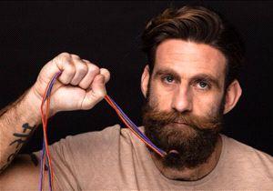 Davide Moscardelli ha fatto della sua barba risorgimentale un marchio di fabbrica