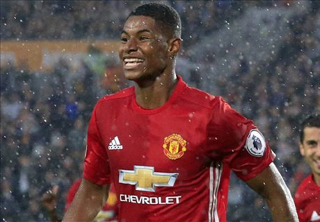 Rashford makes Golden Boy shortlist
