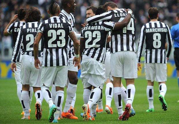 Juventus ganó con facilidad a Chievo Verona.