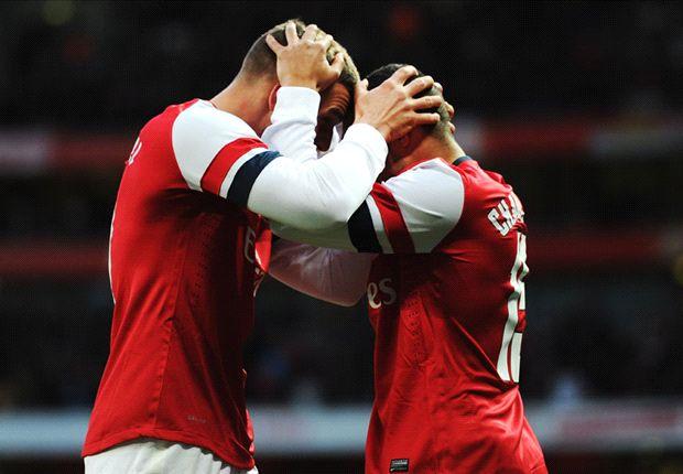 Piala FA: Tuntaskan Dendam, Arsenal Paksa Liverpool Masuk Kotak