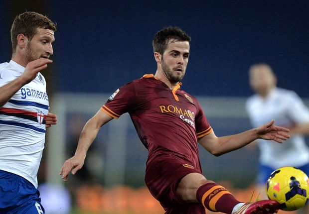 Roma 3-0 Sampdoria: Destro at the double