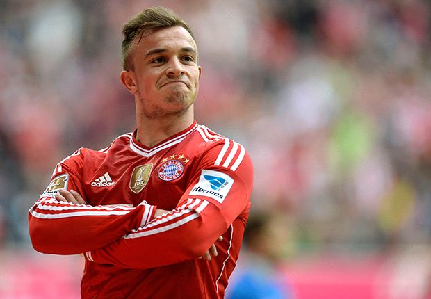 Shaqiri open to Liverpool & Man Utd offers, says agent
