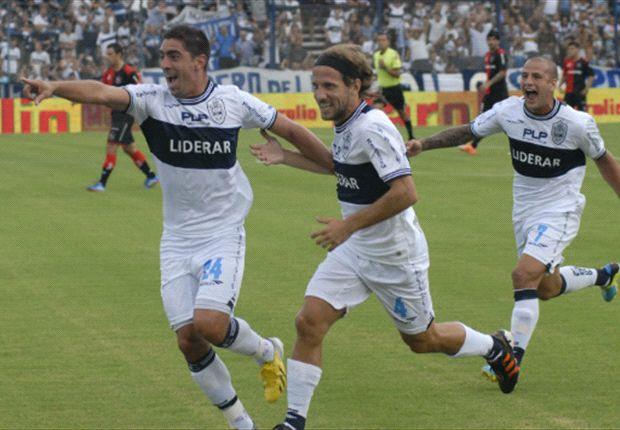 El equipo de Troglio volvió a festejar en Mendoza.