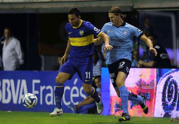 Sánchez Miño fue de lo poco rescatable en un equipo para olvidar