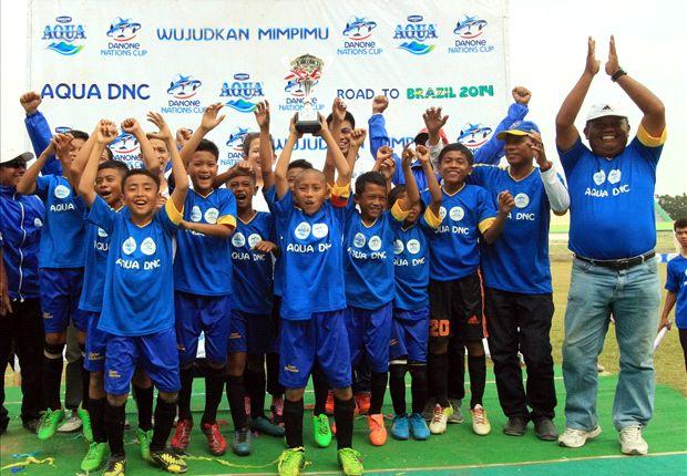 Mabar PTPN 4 merayakan keberhasilan melaju ke final nasional DNC 2014
