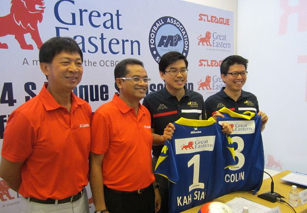 Great Eastern extends S.League sponsorship