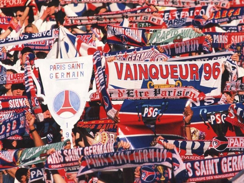 PSG-Bordeaux, les ultras sont bien là !