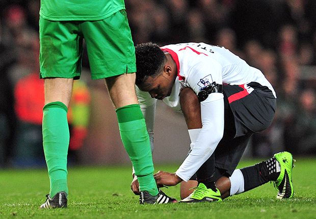 Sturridge humbled, Messi elated and tear gas causes chaos - defining moments of the weekend