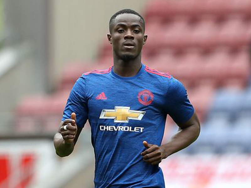 'Hopefully I can play in Manchester all my life' - Bailly
