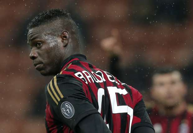 Balotelli 'happy' at AC Milan