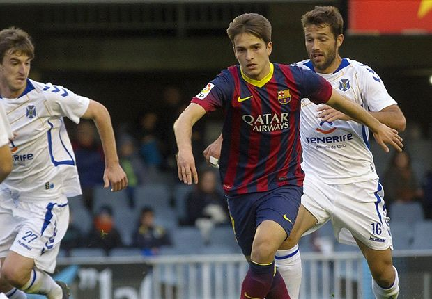 Denis Suarez: Barcelona are favourites against Manchester City