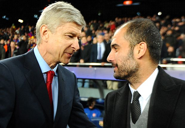 Wenger: Bayern no match for Guardiola's Barcelona