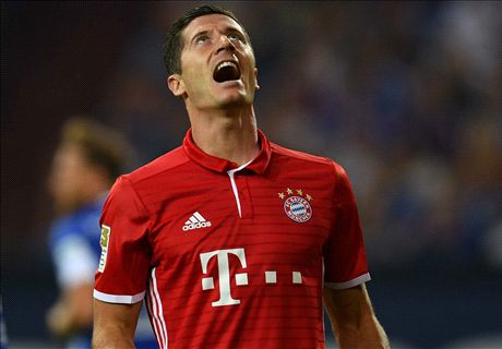 Lewandowski, Kimmich seal the spoils