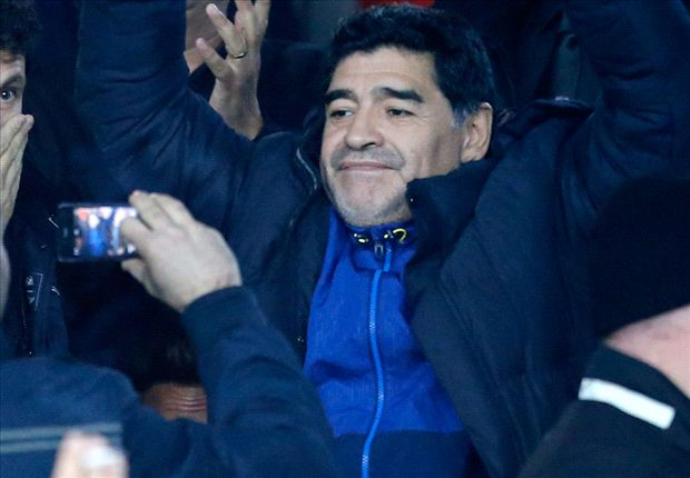 Maradona: I'd love to work with Guardiola