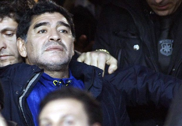 """Er is geen enkele kans dat Diego komt"""