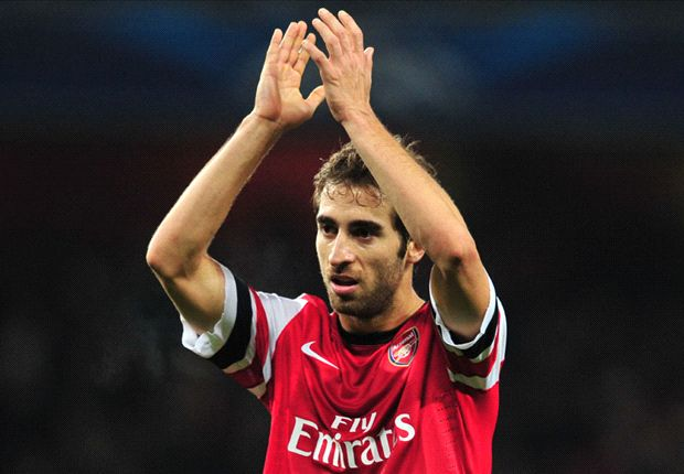 Flamini: Losing 1-0 would have been great for Arsenal