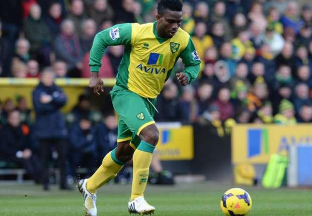 Norwich defender Yobo relishing relegation scrap