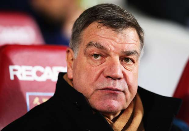 West Ham must cope with anxiety - Allardyce