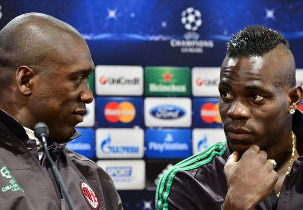 Seedorf 'like a brother' to Balotelli at AC Milan