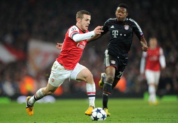 Wedtip: Arsenal - Bayern München
